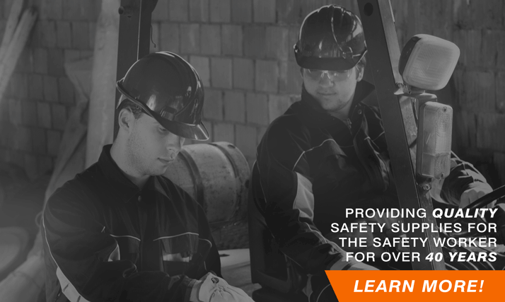 Providing Quality Safety Supplies for the Safety Worker for over 40 years