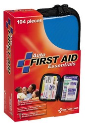 Auto First Aid Kit, 104-Piece