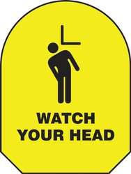 Mirror Awareness Guard: Watch Your Head
