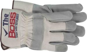 The Boss™ Split Leather Palm Gloves