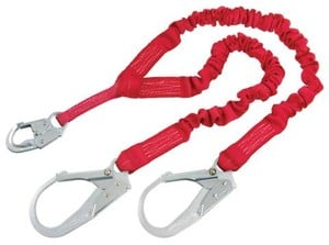 PRO™ and FIRST™ Shock-Absorbing Lanyards
