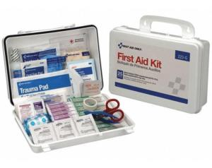Bulk First Aid Kit, 25-Person