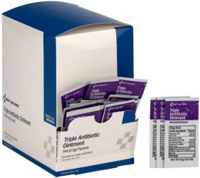 Triple Antibiotic Ointment Packs