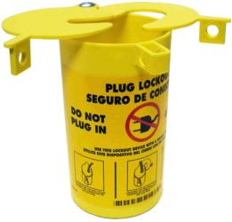3-In-1 Plug Lockout