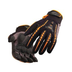 ToolHandz® Anti-Vibration Synthetic Leather Mechanics Gloves