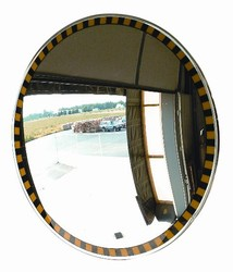 Safety Border Indoor/Outdoor Convex Mirrors