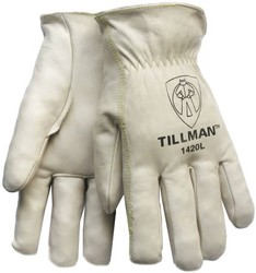 1420 Top Grain Cowhide Drivers Gloves
